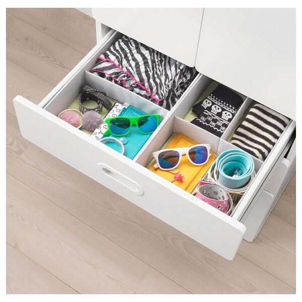 STUVA / FRITIDS Wardrobe, white/white, 60x50x192 cm