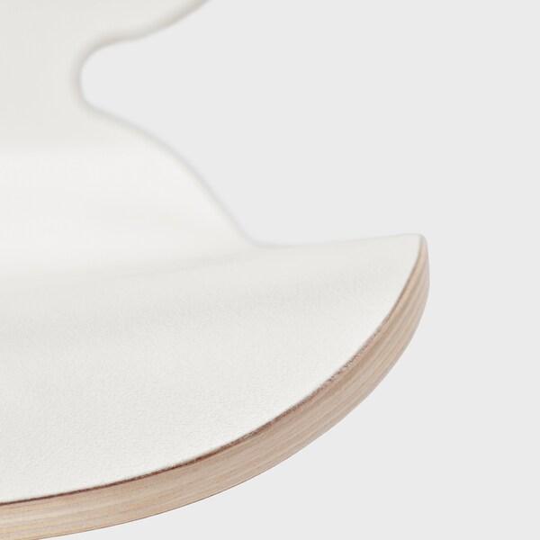 SVENBERTIL كرسي دوّار, أبيض/Balsberget أبيض
