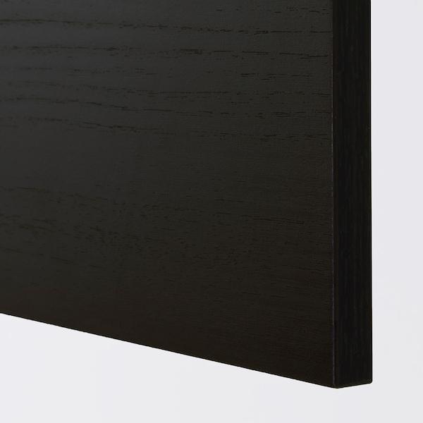 TINGSRYD door wood effect black 59.7 cm 40.0 cm 60.0 cm 39.7 cm 1.6 cm