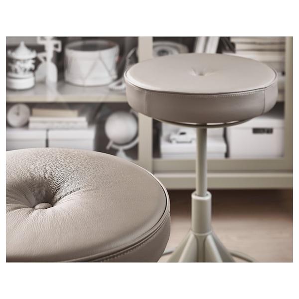 TROLLBERGET Active sit/stand support, Grann beige