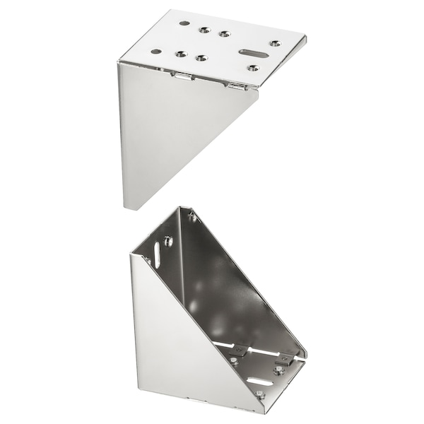 UTRUSTA Corner fittings, galvanised