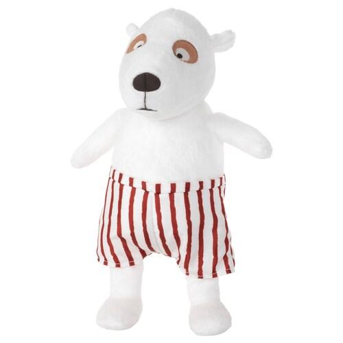 VÄNLIGHET soft toy dog 32 cm
