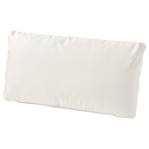 VALLENTUNA back cushion Murum white 75 cm 13 cm 40 cm
