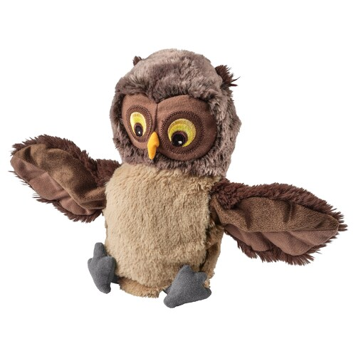 VANDRING UGGLA glove puppet 25 cm