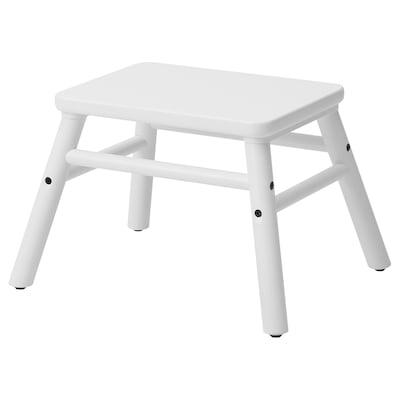 VILTO Step stool, white