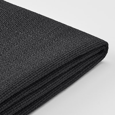 VINLIDEN Cover for 3-seat sofa, Hillared anthracite
