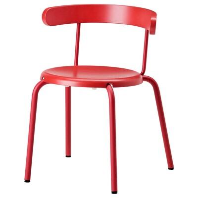 YNGVAR Chair, red