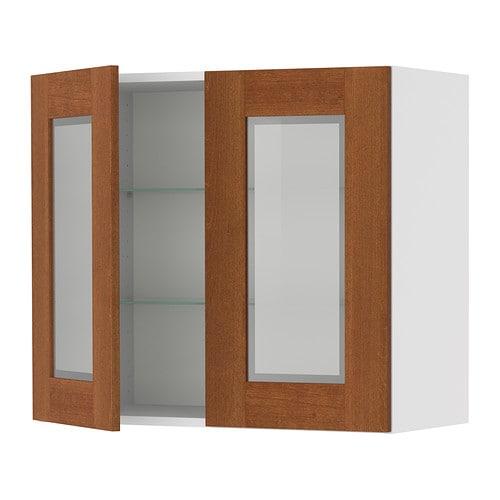 glass front cabinet doors ikea. Black Bedroom Furniture Sets. Home Design Ideas