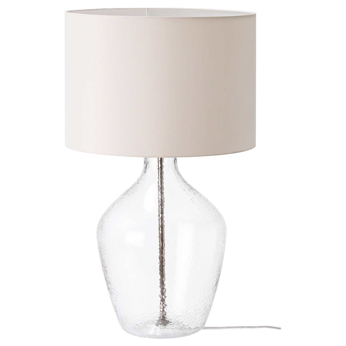 Allanit Table Lamp White Glass Ikea Canada Ikea