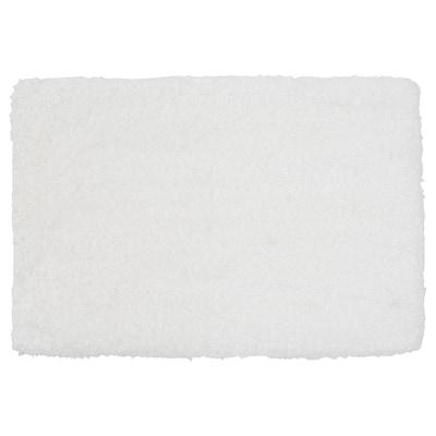 """ALMTJÄRN Bath mat, white, 24x35 """""""