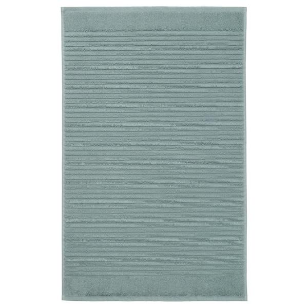 """ALSTERN Bath mat, light gray-green, 20x32 """""""