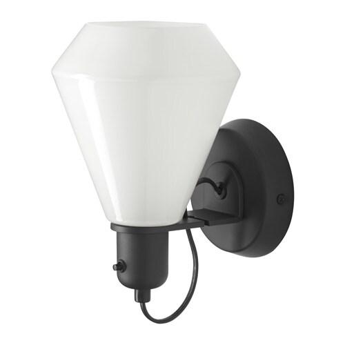 Wall Lamps Not Hardwired : aLVaNGEN Wall lamp, hardwire installation - IKEA