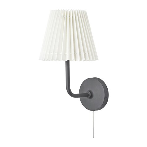 Ngland wall lamp ikea - Appliques murales pour chambre adulte ...