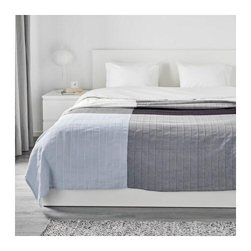 Ngst rel bedspread 250x250 cm ikea - Jete de lit maison du monde ...