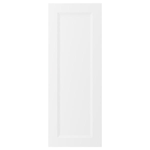 """AXSTAD Door, matt white, 15x40 """""""