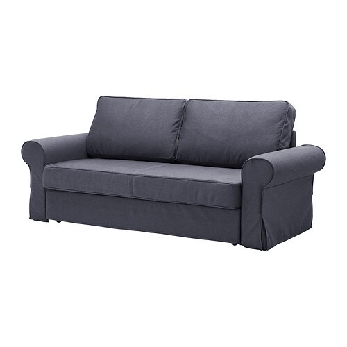 Ikea Faktum Eckschrank Karussell ~ BACKABRO Sofa bed slipcover The cover is easy to keep clean as it is