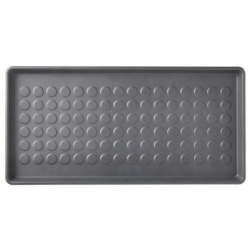 """BAGGMUCK shoe tray indoor/outdoor/gray 2 ' 4 """" 1 ' 2 """""""