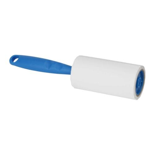 BÄSTIS Lint roller   Easily and quickly removes animal hairs, dust and lint from garments, furniture and car seats.