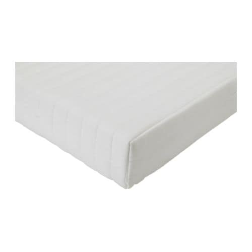 BEDDINGE RESMO Mattress   Soft flexible mattress with pocket springs; for use every night.