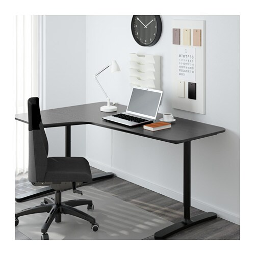 BEKANT Corner desk-left   10-year Limited Warranty.   Read about the terms in the Limited Warranty brochure.