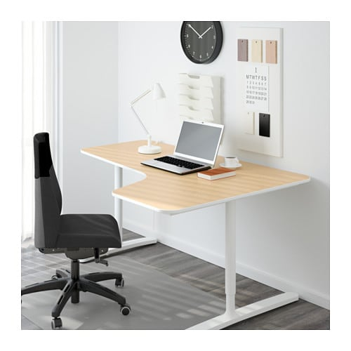 BEKANT Corner desk-right   10-year Limited Warranty.   Read about the terms in the Limited Warranty brochure.