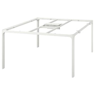 "BEKANT Frame for table top, white, 55 1/8x55 1/8 """