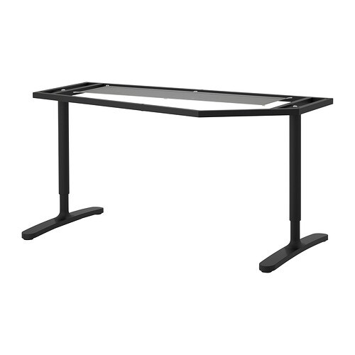 BEKANT Underframe for 5-sided table top   10-year Limited Warranty.   Read about the terms in the Limited Warranty brochure.