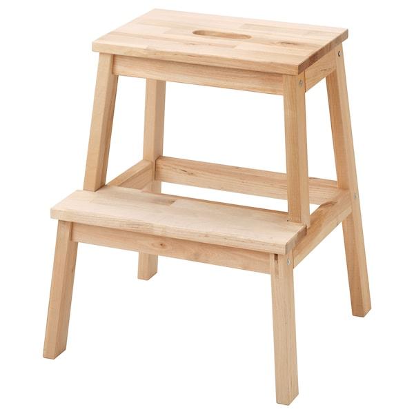 BEKVÄM Step stool, birch