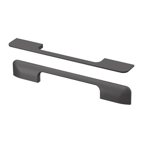 berghalla handle gray ikea. Black Bedroom Furniture Sets. Home Design Ideas