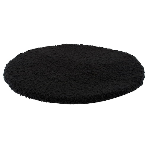 """BERTIL chair pad black 13 """""""