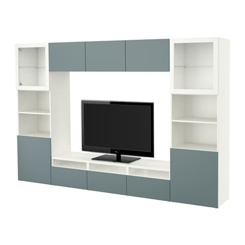Lowboard Hängend Ikea : best tv storage combination glass doors ikea ~ Yuntae.com Dekorationen Ideen
