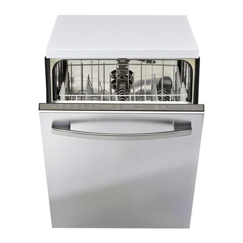 Ikea Kitchen Appliances: BETRODD Built-in Dishwasher