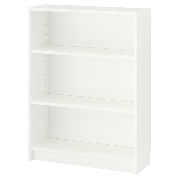 "BILLY Bookcase, white, 31 1/2x11x41 3/4 """