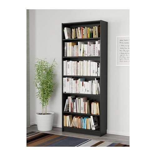 billy bookcase weight limit 2