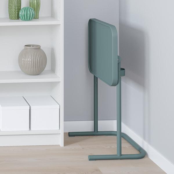 BJÖRKÅSEN Laptop stand, turquoise