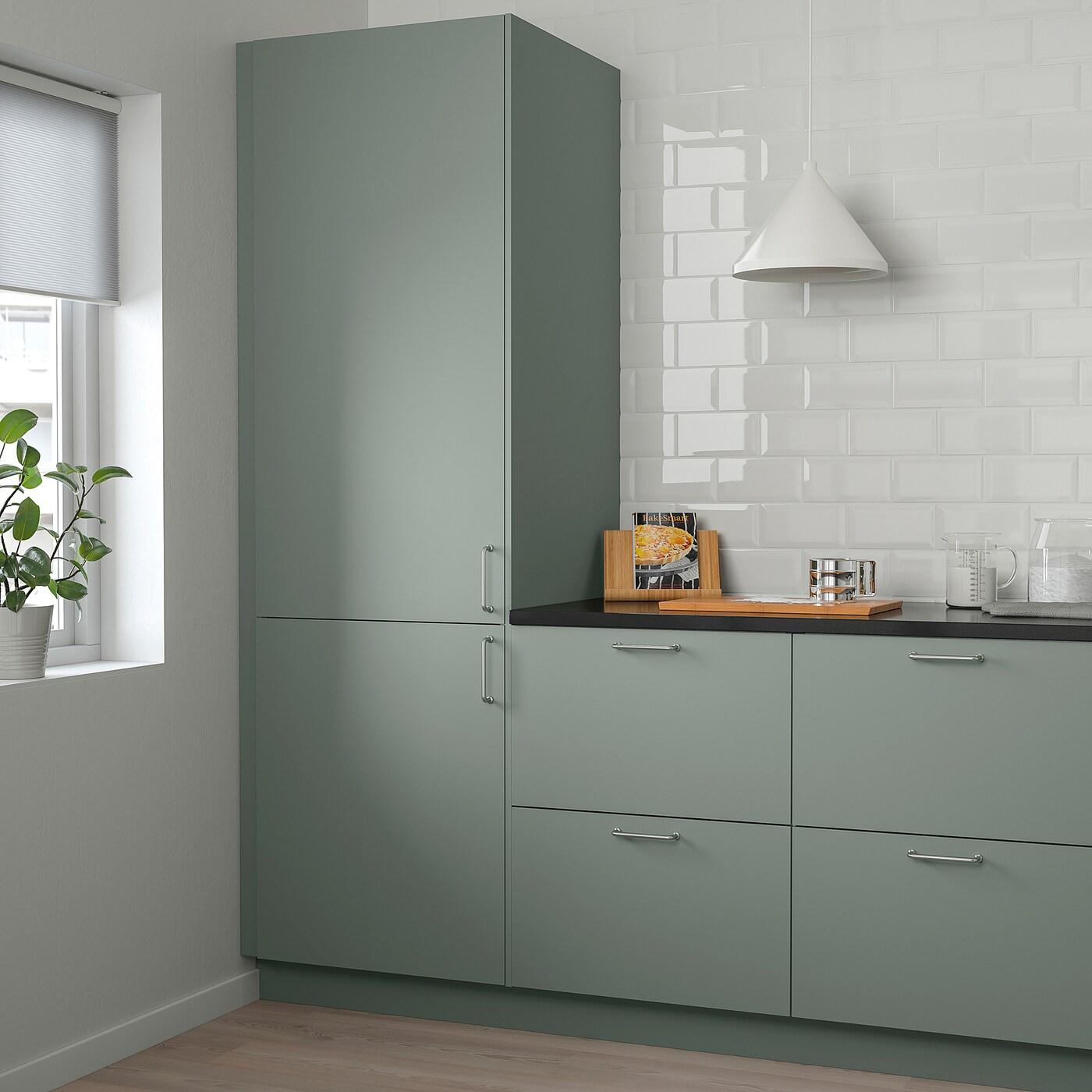 """BODARP Door - gray-green 12x12 """" (12x12 cm)"""
