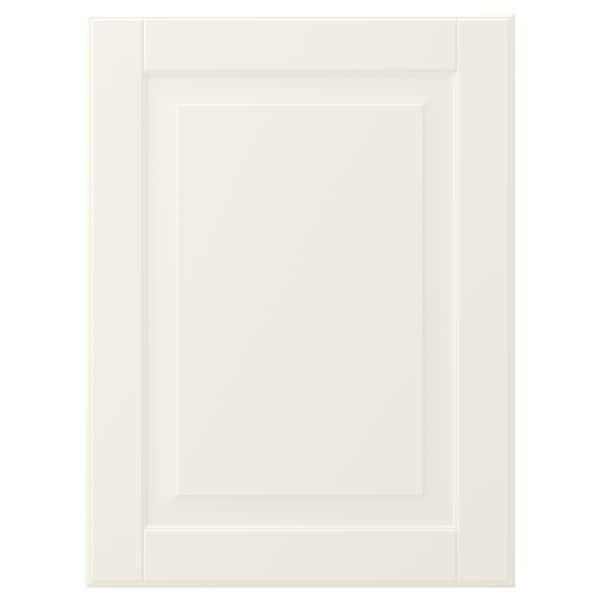 "BODBYN door off-white 14 7/8 "" 20 "" 15 "" 19 7/8 "" 3/4 """