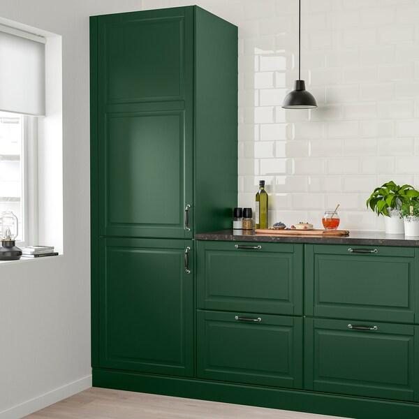 "BODBYN door dark green 23 7/8 "" 30 "" 24 "" 29 7/8 "" 3/4 """