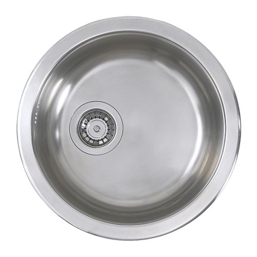 BOHOLMEN Single-bowl inset sink   25-year Limited Warranty.   Read about the terms in the Limited Warranty brochure.