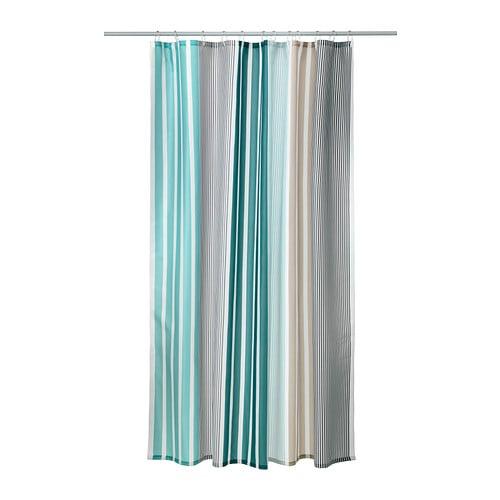 Curtains Ideas black sheer shower curtain : Shower Curtains - Bathroom Textiles - IKEA