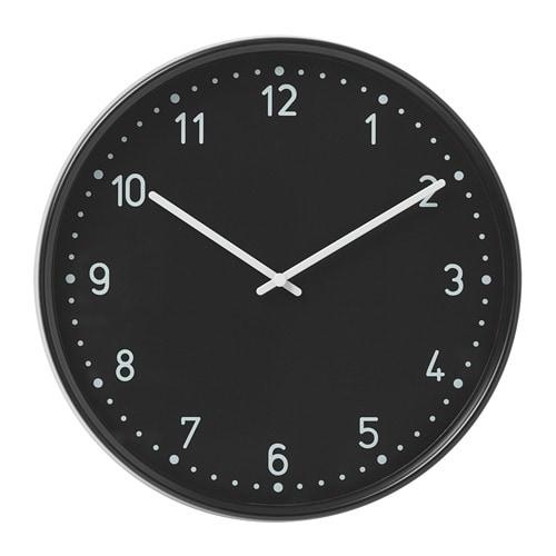 bondis wall clock ikea
