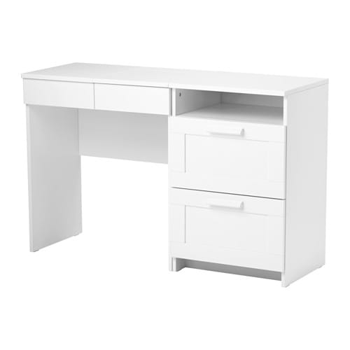 Brimnes dressing table 2 drawer chest ikea - Commode coiffeuse ikea ...