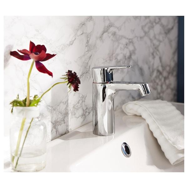 BROGRUND Bathroom faucet, chrome plated