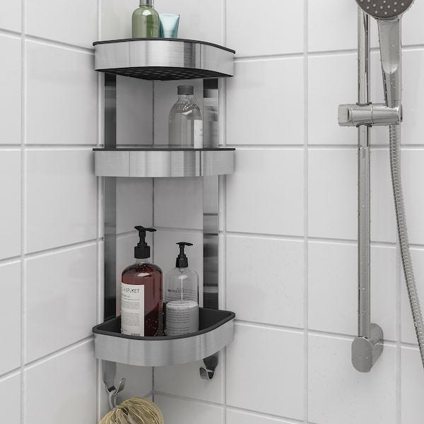 IKEA BROGRUND Corner wall shelf unit