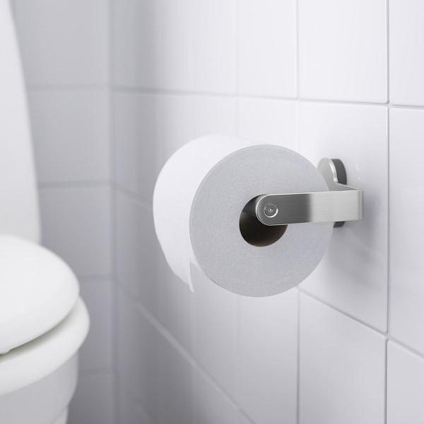 BROGRUND Toilet roll holder, stainless steel