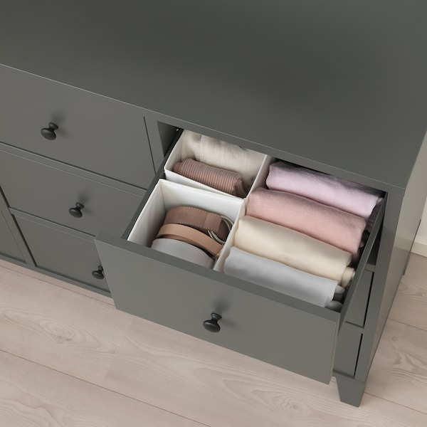 IKEA BRYGGJA 9-drawer chest