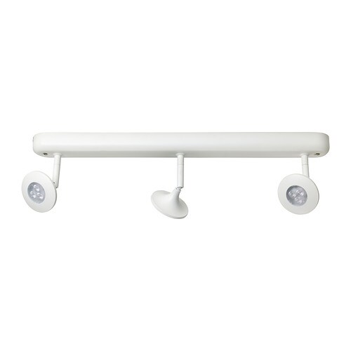 Led Track Lighting Edmonton: CENTIGRAD LED Ceiling Track, 3 Spots
