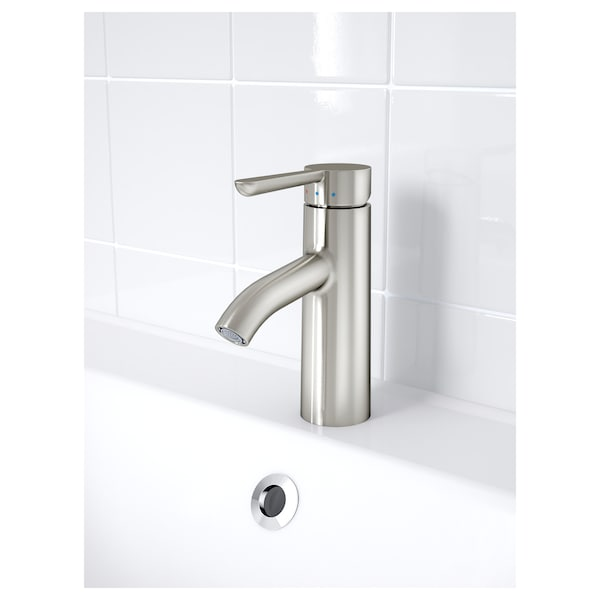 Bathroom Faucet Stainless Steel Color