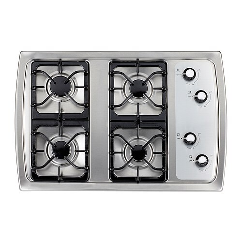 DÅTID Gas cooktop   5-year Limited Warranty.   Read about the terms in the Limited Warranty brochure.