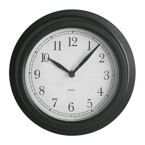 Dekad wall clock ikea - Wanduhr digital groay ...